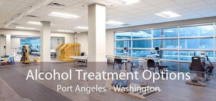 Alcohol Treatment Options Port Angeles - Washington