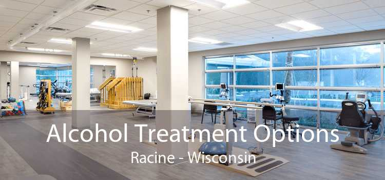Alcohol Treatment Options Racine - Wisconsin