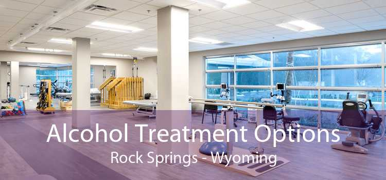 Alcohol Treatment Options Rock Springs - Wyoming