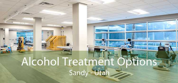 Alcohol Treatment Options Sandy - Utah