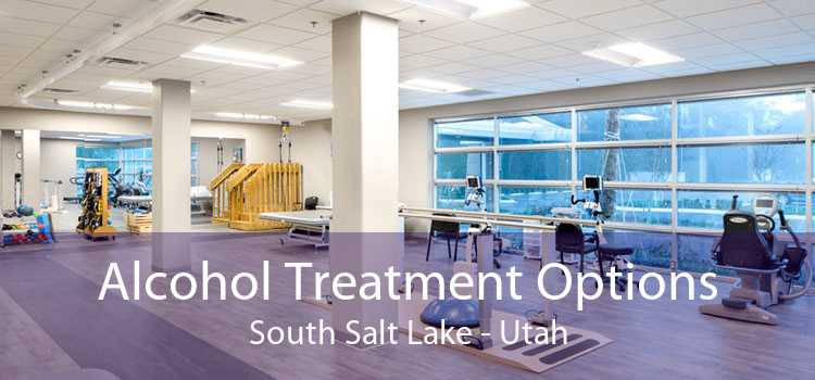 Alcohol Treatment Options South Salt Lake - Utah