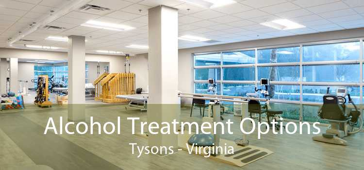 Alcohol Treatment Options Tysons - Virginia