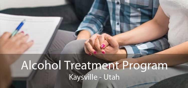 Alcohol Treatment Program Kaysville - Utah