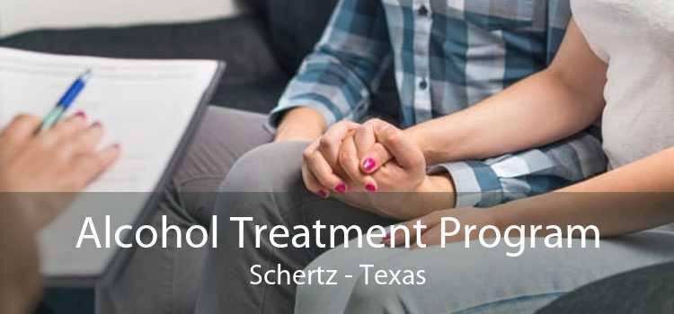 Alcohol Treatment Program Schertz - Texas
