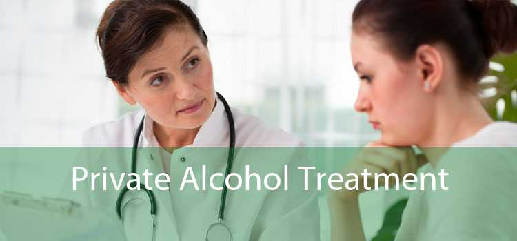Private Alcohol Treatment